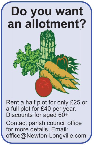 Do you want an Allotment?